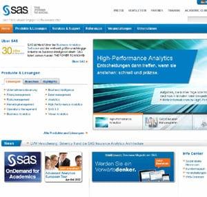 eCommerce-Kommunikation-SAS