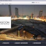 Mehrsprachiger Relaunch der Unternehmensseite von Defascon