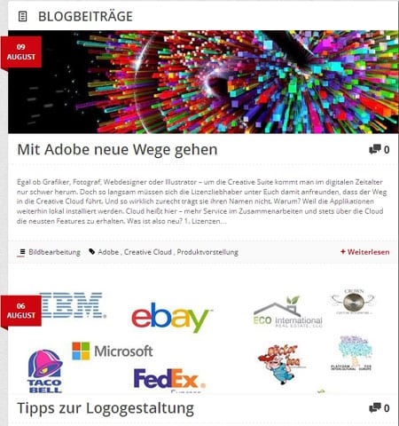 Marketing-Agentur für IT & Technologie verantwortet den Grafikblog pixelepipe.de