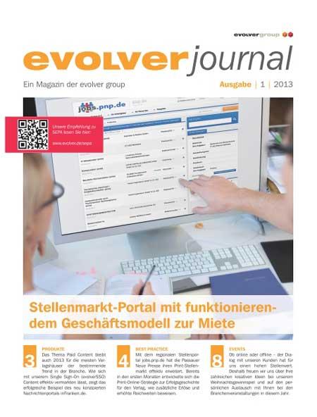 Agentur erstellt für IT-Unternehmen Kundenmagazin