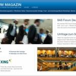 SAS Forum: E-Magazin für IT-Unternehmen