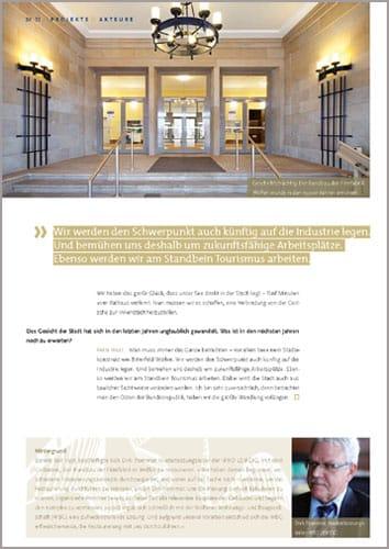 Sonderveröffentlichung Architektur-Magazin