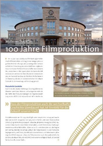 Sonderveröffentlichung Baubranche