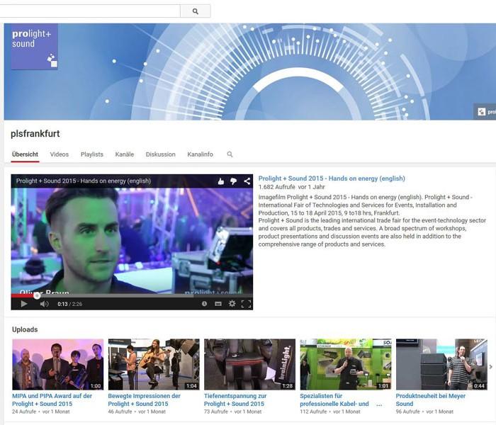 Technologie Kommunikation Youtube