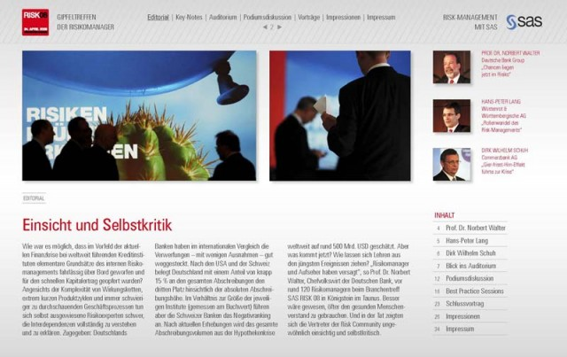 SAS Forum: IT-Agentur übernimmt Kongresskommunikation