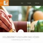 Agentur für Hightech übernimmt Webseiten-Relaunch einer mitteldeutscher Traditionsmanufaktur